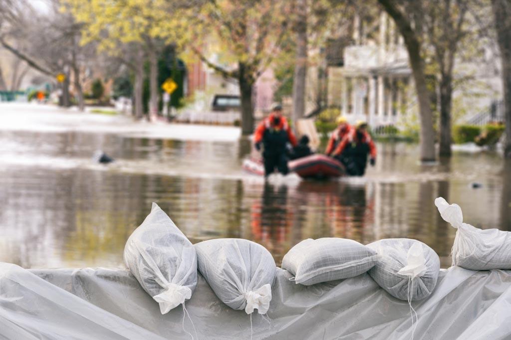 Hausratversicherung hochwasser
